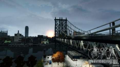 Low End PC ENB By batter для GTA 4 второй скриншот