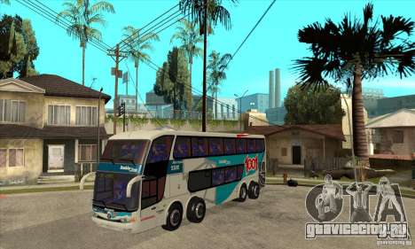 Marcopolo Paradiso 1800 G6 8x2 для GTA San Andreas