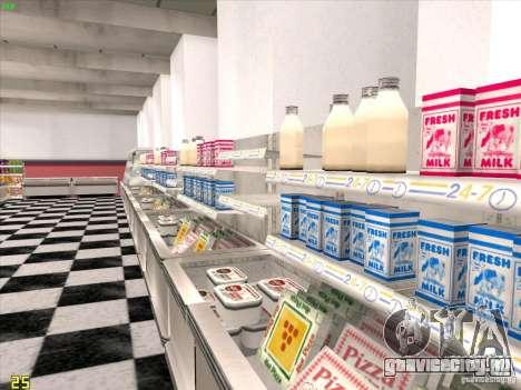 Secret 24-7 для GTA San Andreas третий скриншот