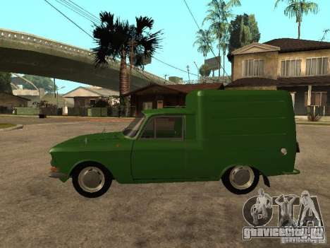 ИЖ 2715 Ранняя версия для GTA San Andreas вид слева