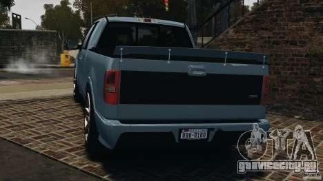 Saleen S331 [Final] для GTA 4 вид сзади слева