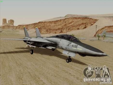 F-14 Tomcat Warwolf для GTA San Andreas