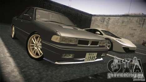 Mitsubishi Galant VR-4 v0.01 для GTA San Andreas вид слева