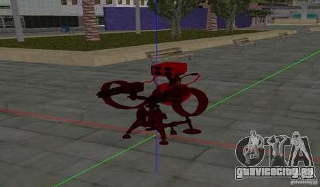 Турель из Team Fortess 2 для GTA San Andreas третий скриншот