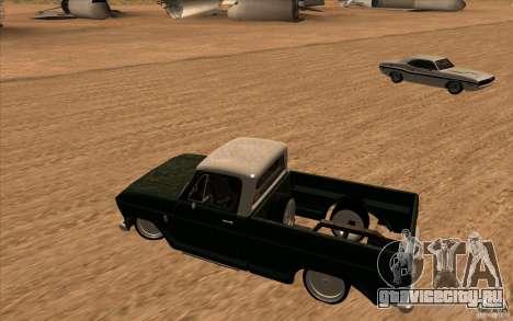 Chevrolet C-10 Fixxa для GTA San Andreas вид слева