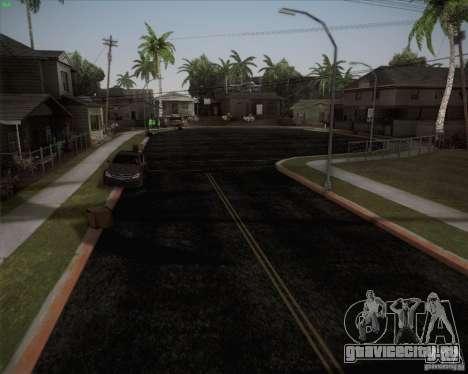 Новые дороги во всем San Andreas для GTA San Andreas третий скриншот