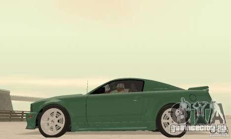 Saleen S281 v2 для GTA San Andreas вид справа