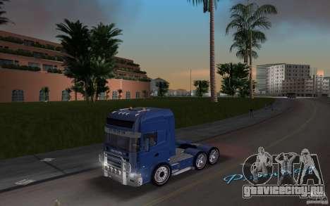 SCANIA 164L 580 V8 для GTA Vice City