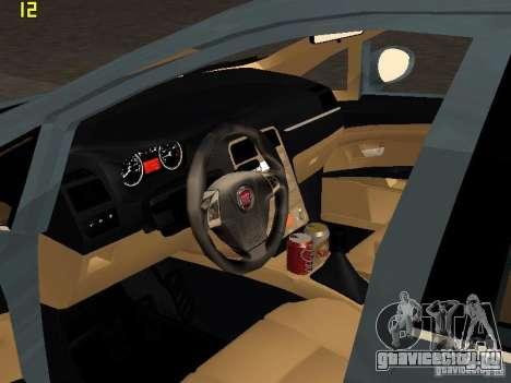 Fiat Linea T-jet для GTA San Andreas