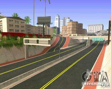 Новые Текстуры Лос-Сантоса для GTA San Andreas восьмой скриншот