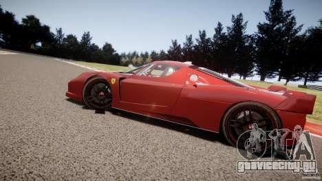 Ferrari FXX для GTA 4 двигатель