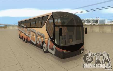 Design-X6-Public Beta для GTA San Andreas вид сзади