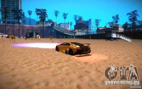 ENBSeries by Inno3D для GTA San Andreas шестой скриншот