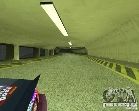 Новые дороги в San Fierro для GTA San Andreas восьмой скриншот