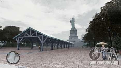 Personal ENB для GTA 4 второй скриншот