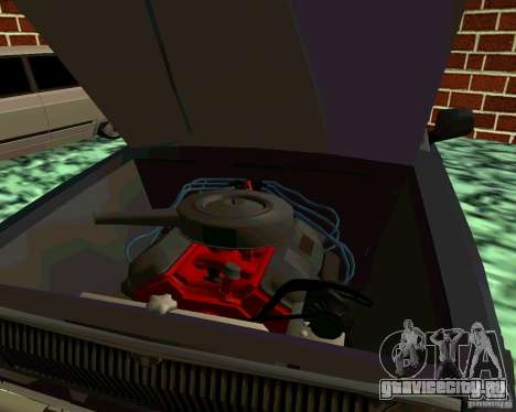 ГАЗ 24 v3 для GTA San Andreas вид сбоку