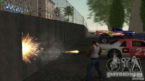 Overdose Effects v1.5 для GTA San Andreas второй скриншот