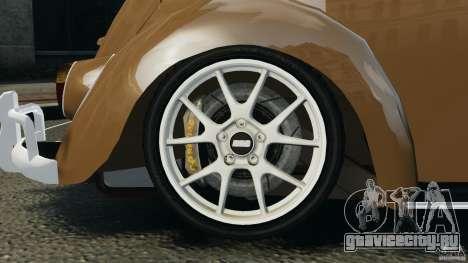 Volkswagen Fusca Gran Luxo v2.0 для GTA 4 салон