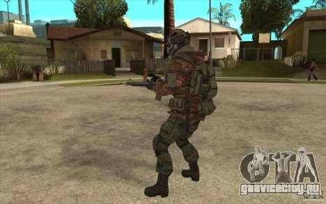 Спецназ Вымпел для GTA San Andreas четвёртый скриншот