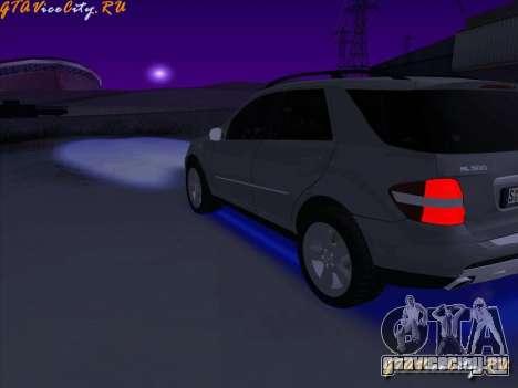 Neon - неоновая подсветка в GTA San Andreas для GTA San Andreas