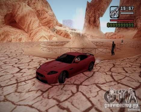 SA DirectX v1.2a для GTA San Andreas четвёртый скриншот