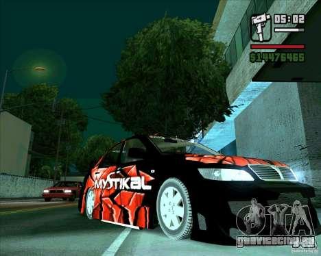 Mitsubishi Lancer E.S для GTA San Andreas