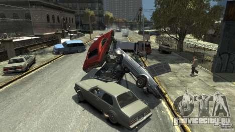 Heavy Car для GTA 4 третий скриншот