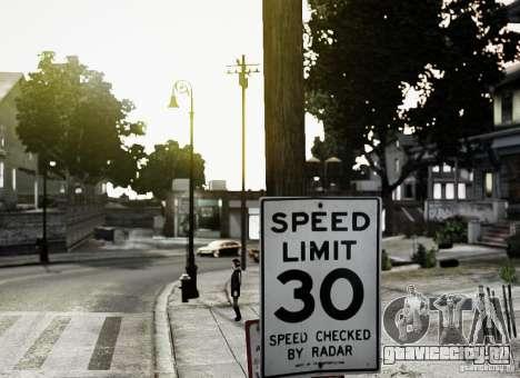 New ENB для GTA 4 седьмой скриншот