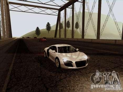 ENBSeries для GTA San Andreas седьмой скриншот
