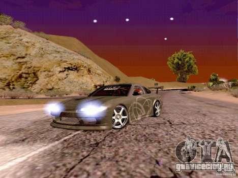 Nissan Silvia S15 By Blaze для GTA San Andreas