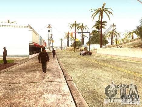 Новый Enb series 2011 для GTA San Andreas восьмой скриншот