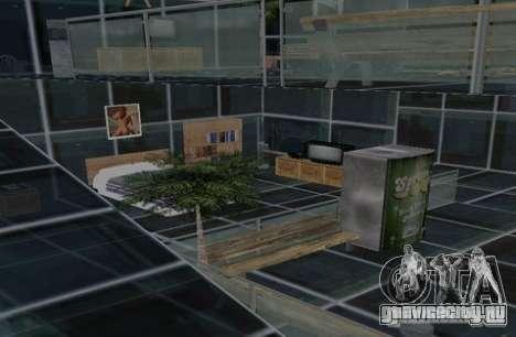 Двух этажный коттедж для GTA San Andreas четвёртый скриншот