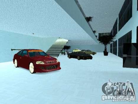 Новый автосалон в Cан-Фиеро для GTA San Andreas второй скриншот