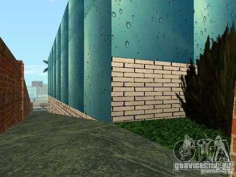 Обновлёный госпиталь Лос-Сантоса v.2.0 для GTA San Andreas седьмой скриншот