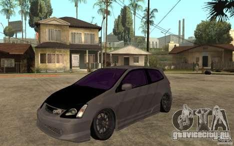 Honda Civic Type-R для GTA San Andreas