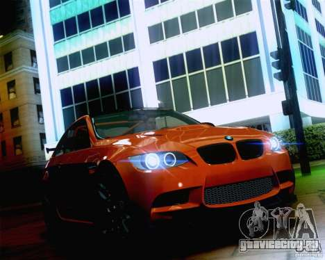 SA_NGGE ENBSeries для GTA San Andreas девятый скриншот