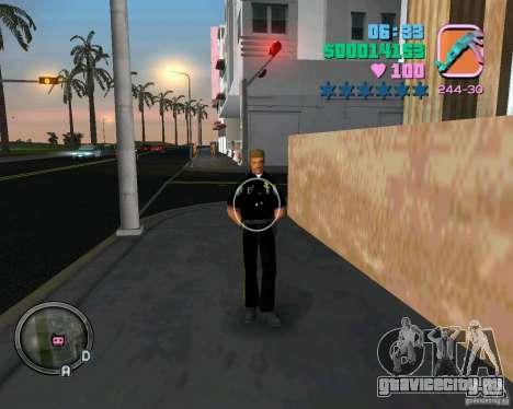 Новая одежда копов для GTA Vice City седьмой скриншот