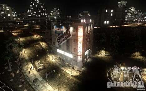 Меню и экраны загрузки Liberty City в GTA 4 для GTA San Andreas десятый скриншот