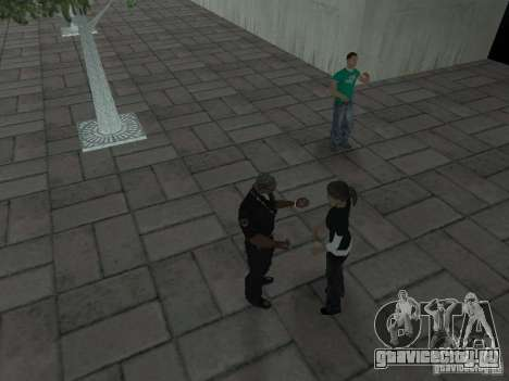 SFnews или возможность дать интервью для GTA San Andreas пятый скриншот