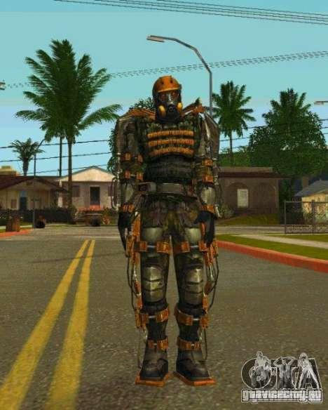 Скины S.T.A.L.K.E.R. для GTA San Andreas седьмой скриншот