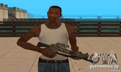 Арбалет из Black Ops для GTA San Andreas второй скриншот
