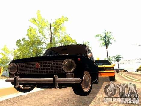 ВАЗ 2101 Сток для GTA San Andreas вид слева