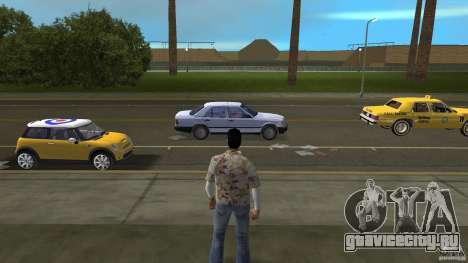 Hemd mit Longsleeve для GTA Vice City