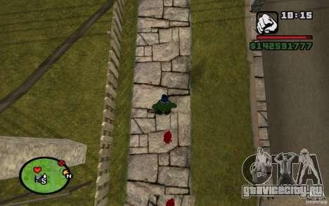 New Grove-Street для GTA San Andreas пятый скриншот