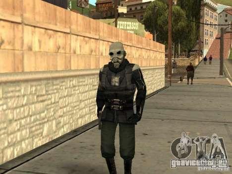 Cops from Half-life 2 для GTA San Andreas второй скриншот