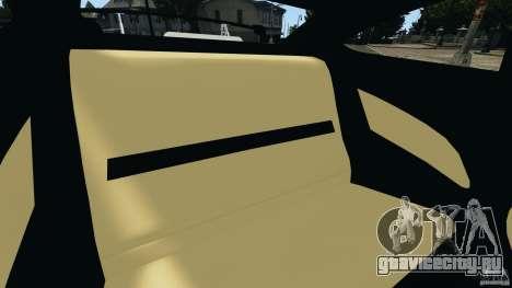 Mercedes-Benz C63 AMG 2012 для GTA 4 вид сбоку