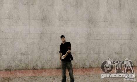 Скин на замену Bmydrug для GTA San Andreas