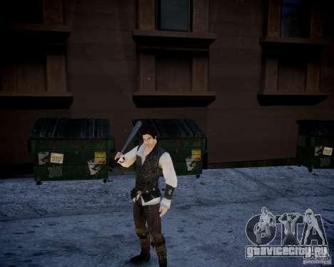 Assasins Creed 2 Young Ezio для GTA 4 восьмой скриншот