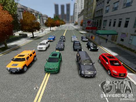 Real Car Pack 2013 Final Version для GTA 4 второй скриншот
