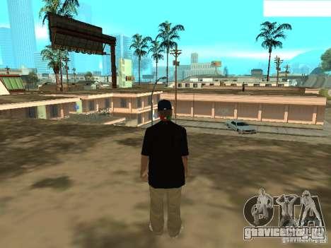 Mexicano Skin для GTA San Andreas третий скриншот